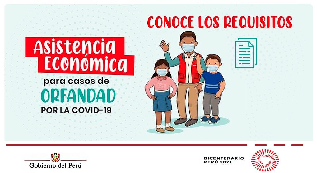 Pensión Orfandad: Apoyo mensual de 200 soles a niños en Orfandad