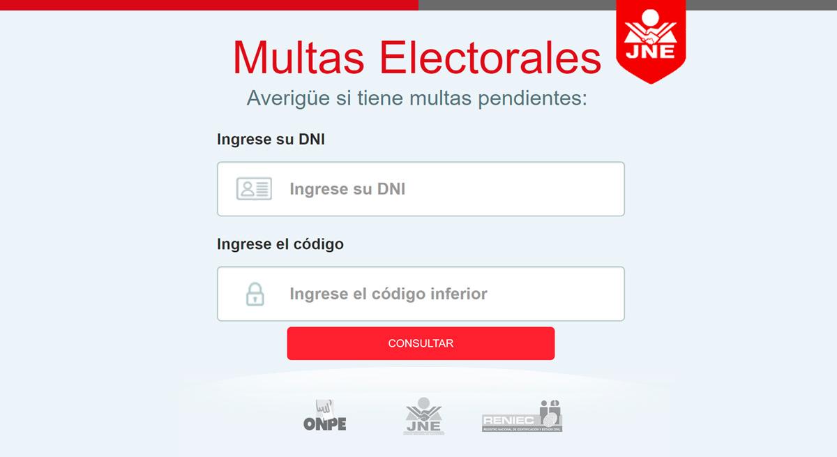 Multa Electoral