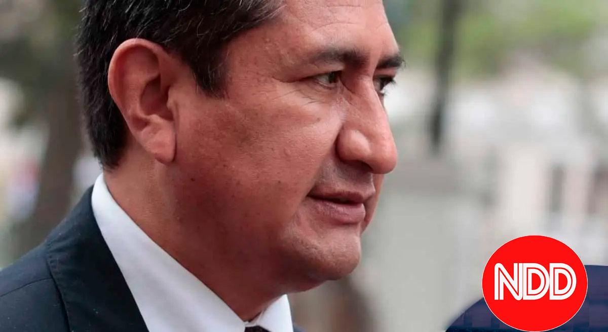 Cerrón podría enfrentar pedidos de hasta 24 años de cárcel