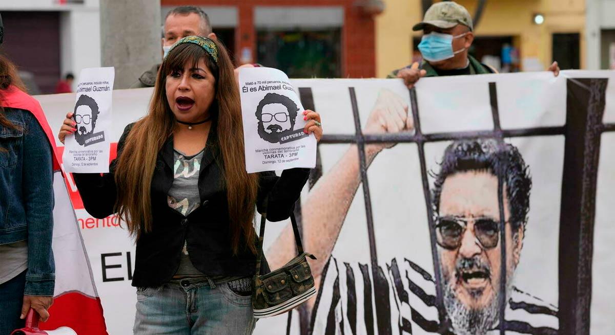 Cremarán restos de Abimael Guzman