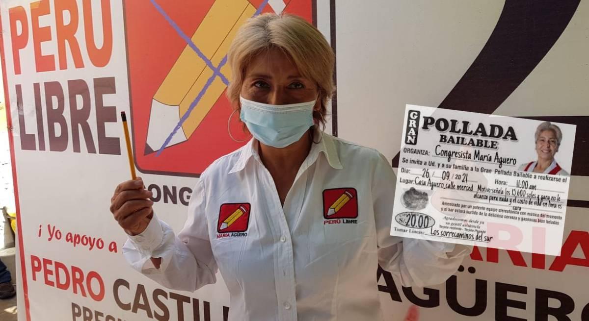 Congresista de Perú Libre