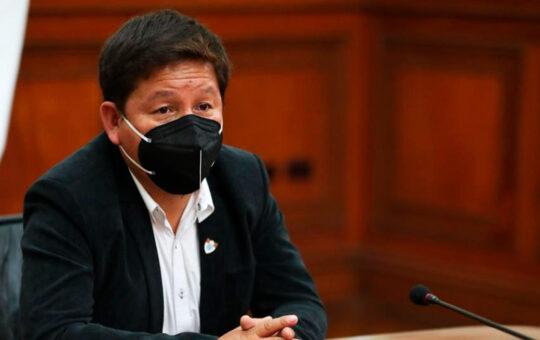 Guido Bellido renuncia al PCM a pedido de Castillo